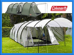 Coleman Coastline 8 Deluxe 8 osobowy namiot kempingowy  typ tunel